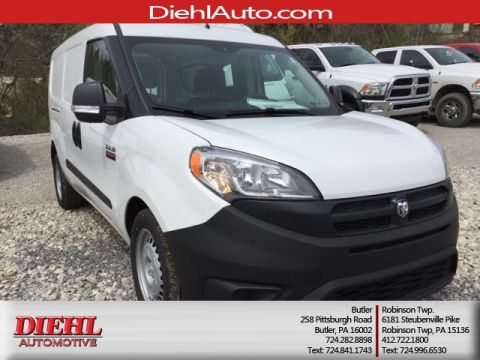 New 2016 Ram ProMaster City Base FWD 4D Wagon