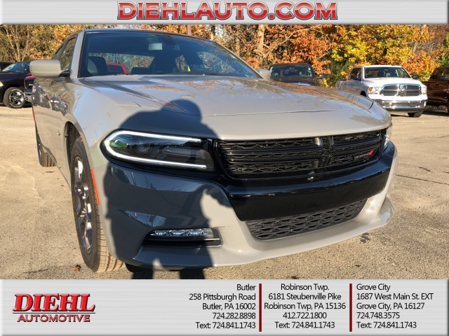 new 2018 dodge charger gt 4d sedan in diehl of grove city d323