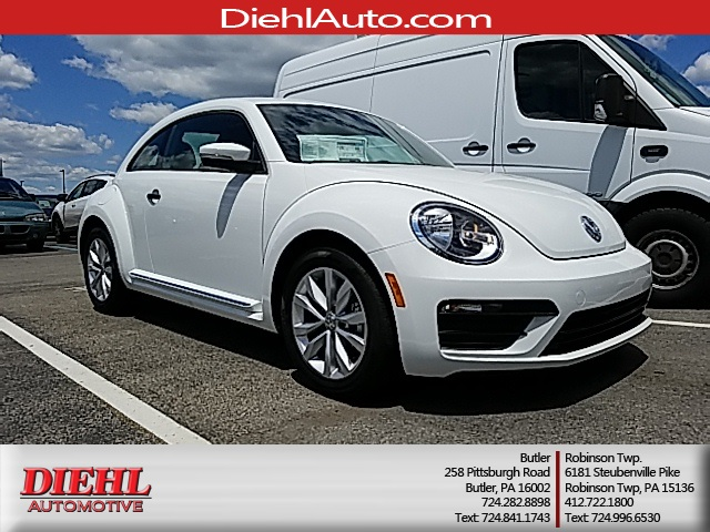 new 2017 volkswagen beetle 1 8t classic 2d hatchback in diehl of butler v170503 diehl. Black Bedroom Furniture Sets. Home Design Ideas