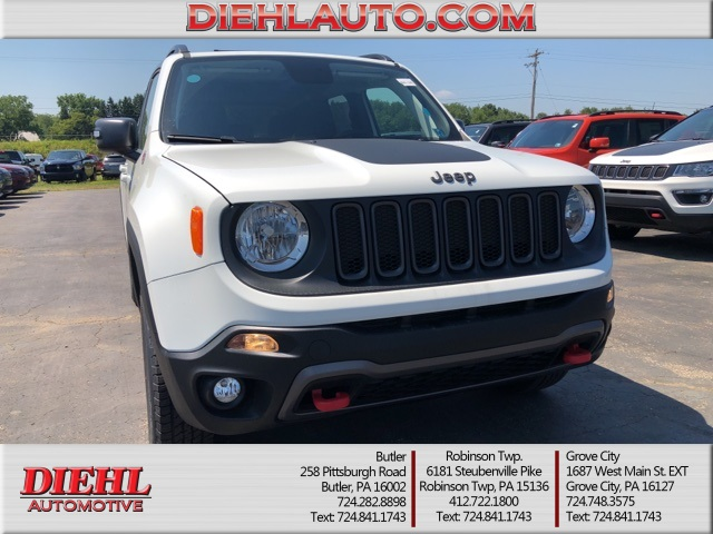 new 2018 jeep renegade trailhawk 4d sport utility in diehl of butler