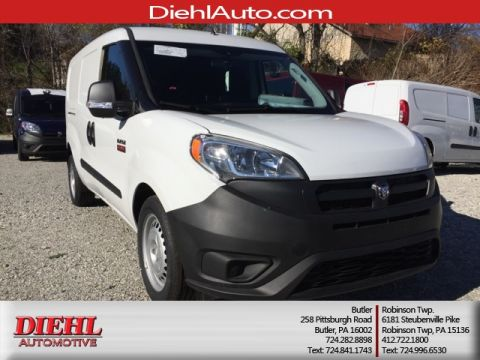 New 2017 Ram ProMaster City Base FWD 4D Wagon